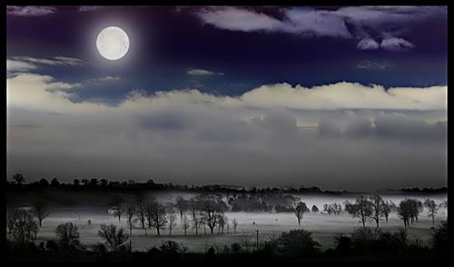 Misty Moonrise 2 by KathyW