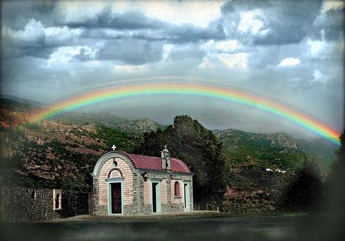 Rainbows \'n Rain by PatriciaWilson