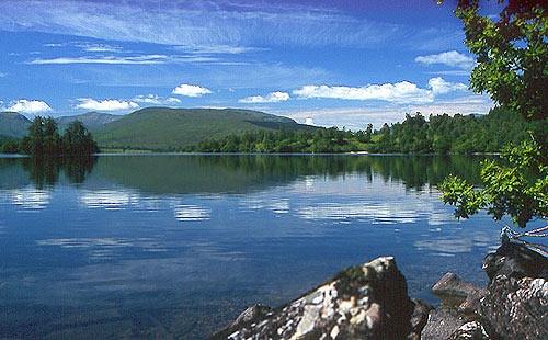 Loch Arkaig by sut68