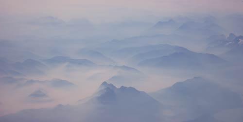 Misty Blue by psiman