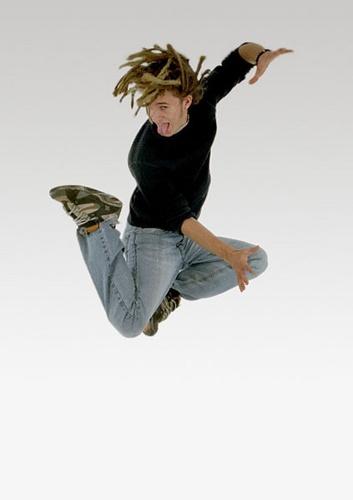 Jump! by starrchild