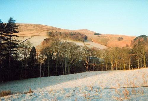 A winter scene by samstan