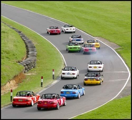 Cadwell race by tonyvizard