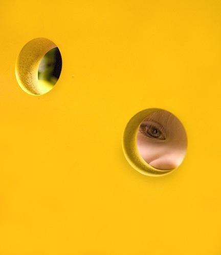 peek-a-boo by croberts
