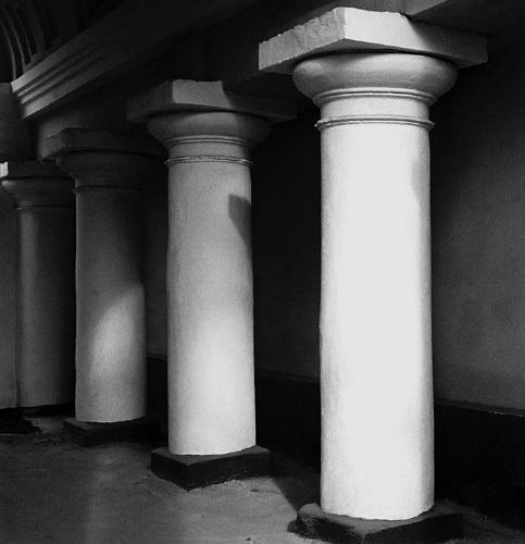 Pillars by tudor