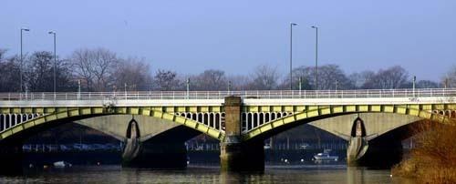 Richmond Lock by chrisskipp