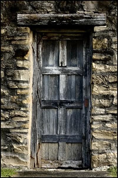 Door of San Juan by drlesser