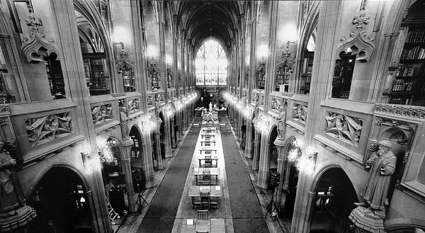 John Rylands Library by johnriley1uk