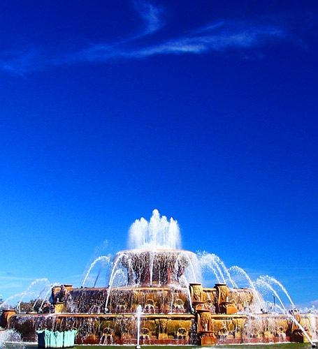 Chicagoan Fountain by elikag