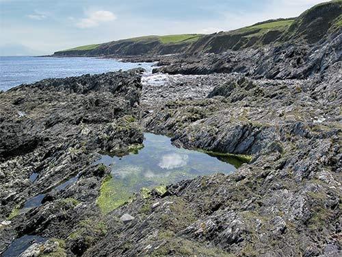 Cornish Coast by tva