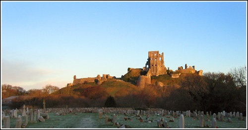 Corfe Castle by Andy80F