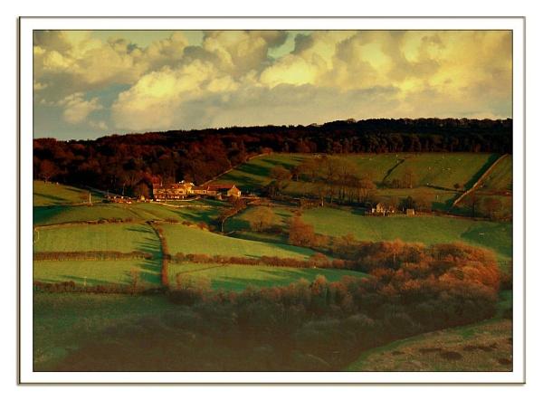 Blue Bank Hill by lyne