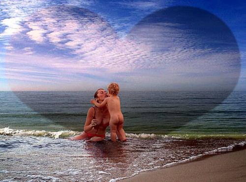 Kissed by a Cherub by PatriciaWilson