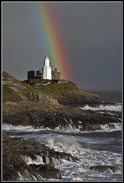 Rainbow Light by AdrianTurner
