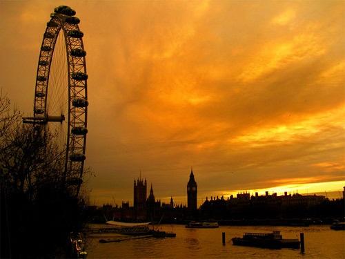 Sunset by stevewlb