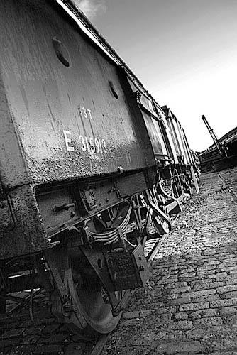 Wagon Train by saggy9999
