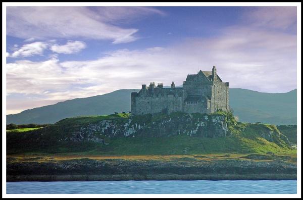 Spot the Castle by Taff