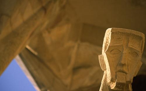 Sagrada  Familia by nicbone