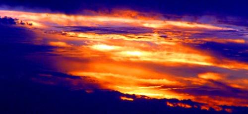 Sunset by elikag