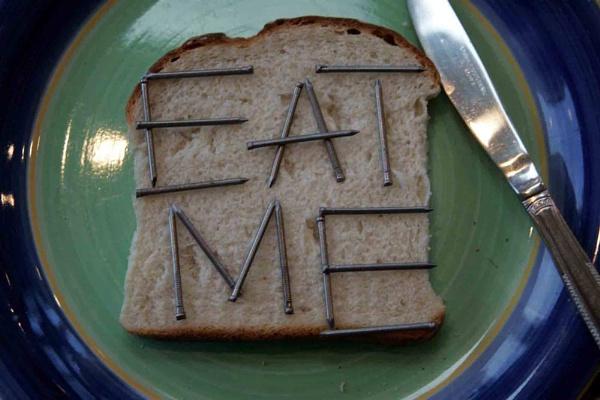 Eat me by pgarwood