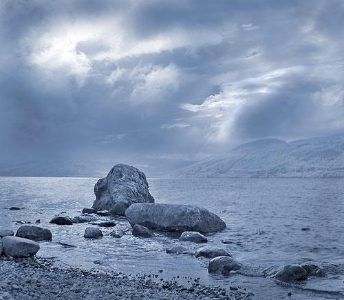 Storm Over Loch Ness by gpwalton