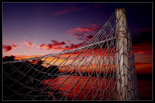 Twilight Barrier by bradp