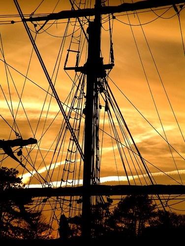 shipsmast by redtaff