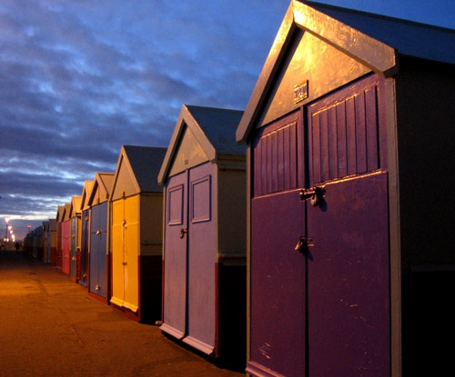 Not more beach huts! by andrejolley