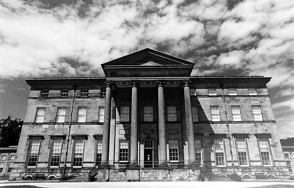 Attingham Hall by johnriley1uk