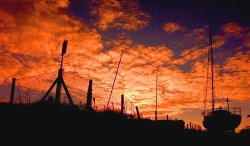 Littlehampton Sunset by twistor