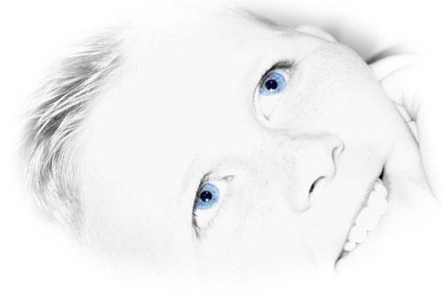 Daddy`s Blue Eyed Boy by oneeye