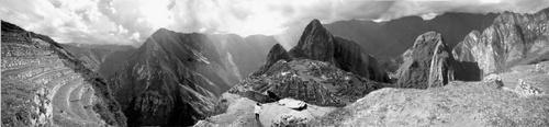 Machu Picchu, Peru by obmitty
