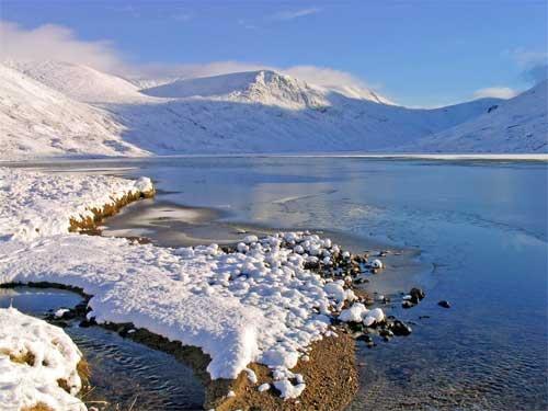 Loch Callater by Osool