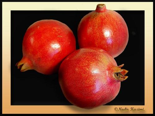 pomegranite by logari