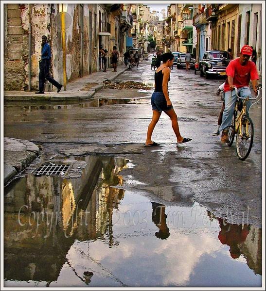 Havana Rain by celestun