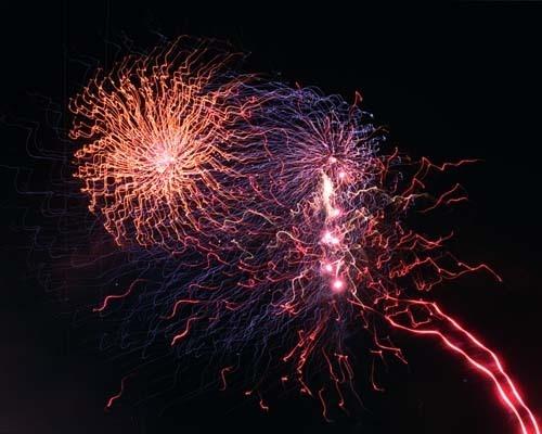 Fuegos Artificiales by l_pire