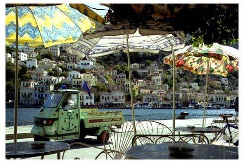 Symi,Greece 2 by victorburnside