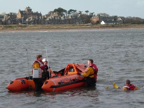 Lifeboat by big bill