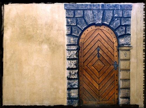 The door by alexya85