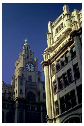 Liverpool Liver Building by victorburnside