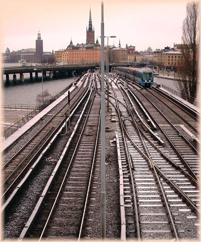 Stockholm Tracks by ambro