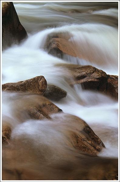 Lower Falls, Glen Nevis by vickyh