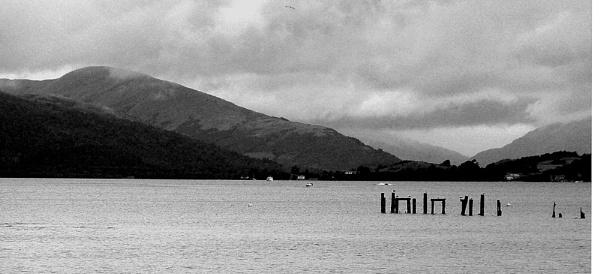 Loch Lomond by NickCoker