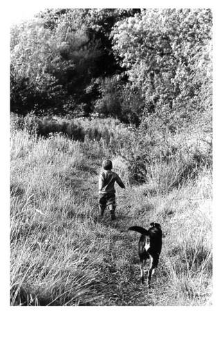 Boy walking by KirstyG