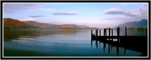 Derwent Lake District by chrissycj