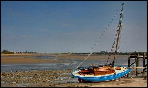 Low Tide by markthompson