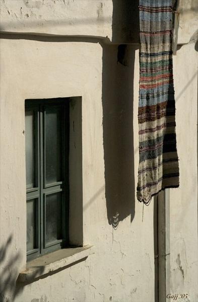 Window with Rug by gajj