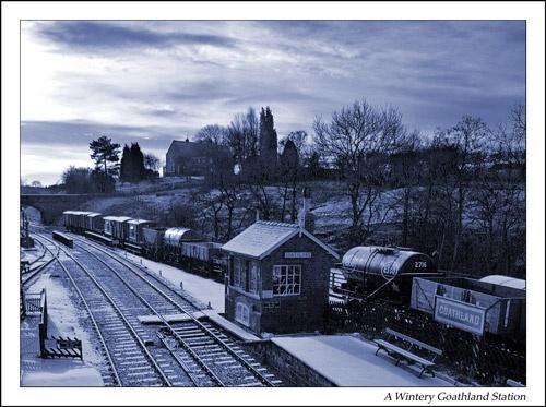 Goathland Station by gillymot
