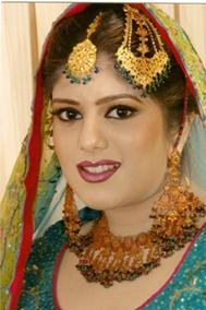 Bride by shahbaz