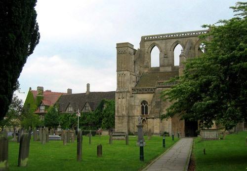 Malmesbury Abbey (again) by photopharm